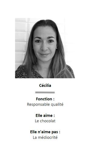 Capture Cecilia