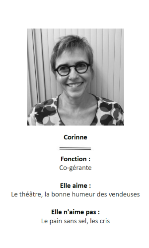 Capture Corinne